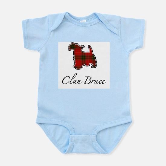 Bruce - Scotty Dog - Infant Bodysuit