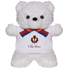 Clan Bruce - Thistle Teddy Bear