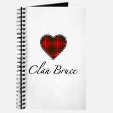 Love Clan Bruce Journal