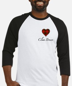 Love Clan Bruce Baseball Jersey