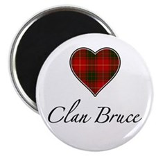 Love Clan Bruce Magnet