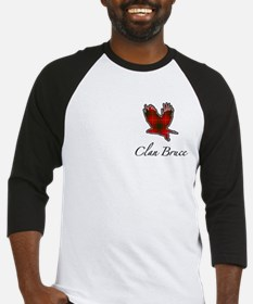 Clan Bruce Eagle Baseball Jersey