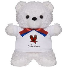 Clan Bruce Eagle Teddy Bear