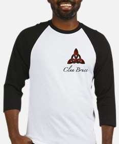 Clan Bruce Celtic Knot Baseball Jersey