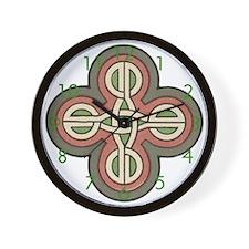 Cavan Knot Wall Clock