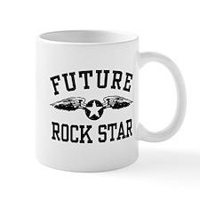 Future Rock Star Small Mug