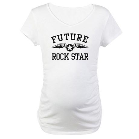 Future Rock Star Maternity T-Shirt