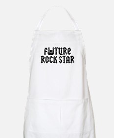 Future Rock Star BBQ Apron
