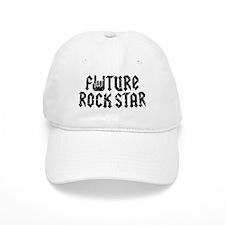 Future Rock Star Baseball Cap