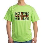 Future Rockstar Green T-Shirt