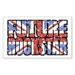 Future Rockstar Rectangle Sticker