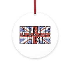Future Rockstar Ornament (Round)