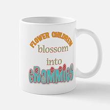Grammie Flower Child Mug