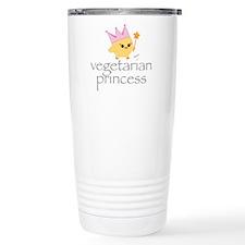 Vegetarian Princess Travel Mug