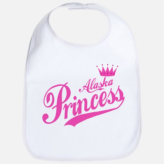 Alaska Princess Bib