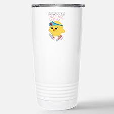 Runner Chick Travel Mug