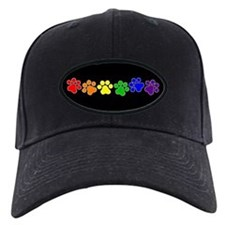 Paw Print Pride Baseball Hat