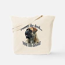 Mastiff (brindle) Anti-BSL3 Tote Bag