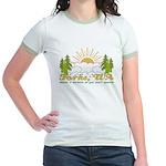 Forks #2 Jr. Ringer T-Shirt