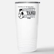 Aviation Humor Stainless Steel Travel Mug