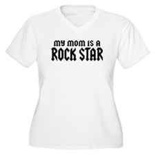 My Mom is a Rock Star T-Shirt