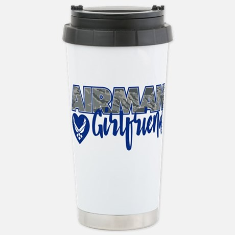 Airman girlfriend Travel Mug