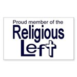 Rectangle Sticker - Proud Member of the Relig