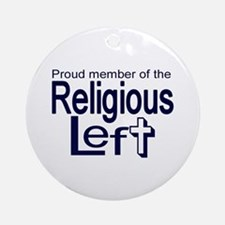 Keepsake (Round) - Proud member of the Religious
