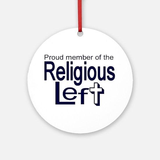 Keepsake (Round) - Proud member of the Religious