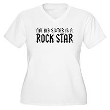 My Big Sister is a Rock Star T-Shirt