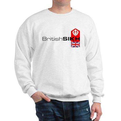 British Sikh 1 Sweatshirt