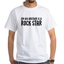 My Big Brother is a Rock Star Shirt