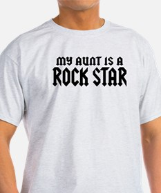 My Aunt is a Rock Star T-Shirt