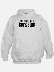 My Aunt is a Rock Star Hoodie