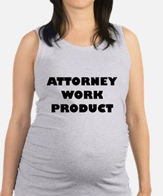 attorney work product baby.gif Tank Top
