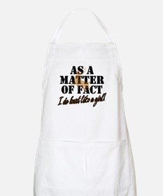 Hunt Like A Girl BBQ Apron