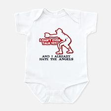 Baby Humor Angels Infant Bodysuit