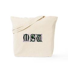 Cute Masters social worker social worker graduation Tote Bag