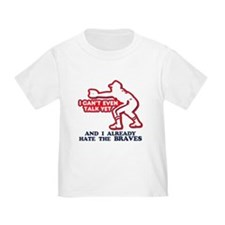 Baby Humor Anti Braves T