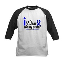 I Wear Blue For My Sister Tee