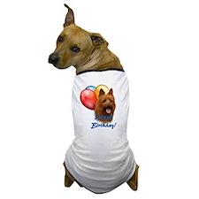 Aussie Terrier Balloon Dog T-Shirt