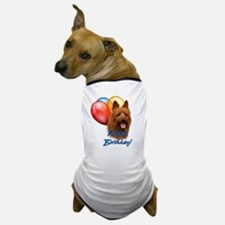 Aussie Terrier Balloon Dog T-Shirt