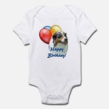 Aussie Balloon Infant Bodysuit