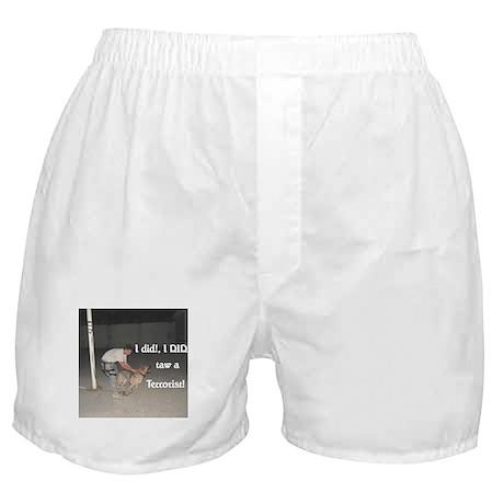 Taw A Terrorist Boxer Shorts