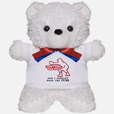 Baby Humor Anti Cubs Teddy Bear