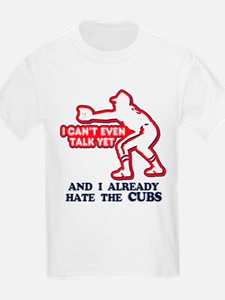 Baby Humor Anti Cubs T-Shirt