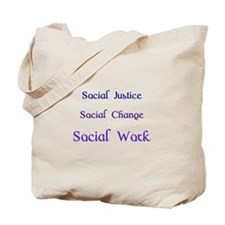 Cool Social justice Tote Bag