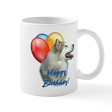 Malamute Balloon Mug