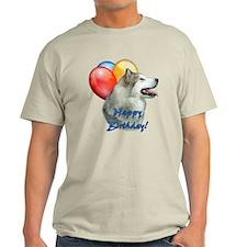 Malamute Balloon T-Shirt