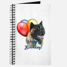 Akita Balloon Journal